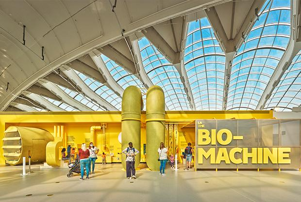 Biomachine