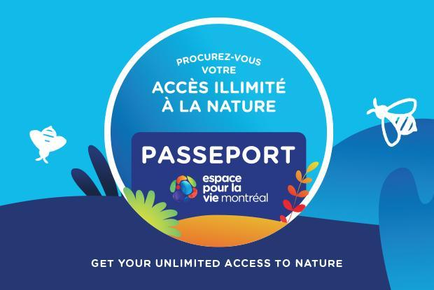 Espace pour la vie Passport