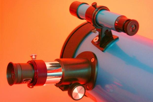 Observation au téléscope