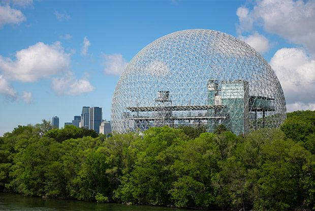 Biosphère of Montreal
