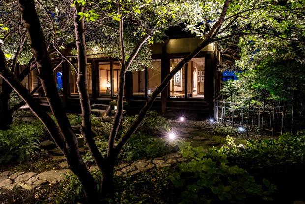 Gardens of Light 2014 - Japanese Garden - Zheng He , the time shipments