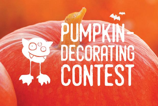 Pumpkin-Decorating Contest 2019