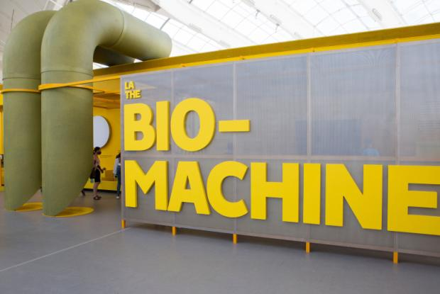 The Biodôme's Bio-machine
