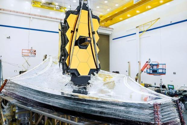 Le télescope spatial James Webb en phase finale de tests.