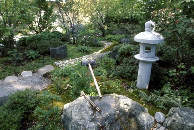 Jardins du jardin japonais espace pour la vie - Jardin interieur montreal colombes ...
