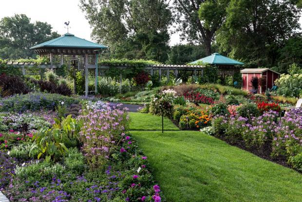 Le jardin botanique remporte un prix en am nagement espace pour la vie - Prix amenagement jardin ...