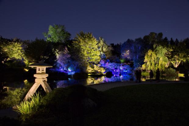 Jardins de lumi re espace pour la vie for Lumiere de jardin