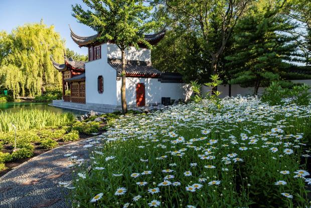 Jardin de Chine