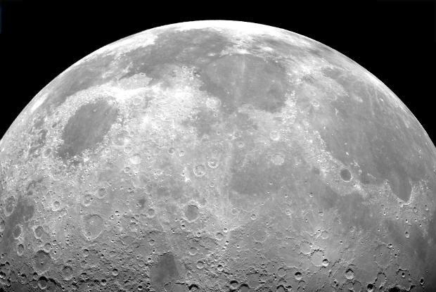 Vie Sur la Lune Naufragés Sur la Lune