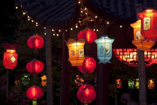 La Magie des lanternes 2009.