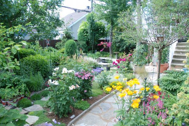 Jardin du terroir espace pour la vie for Ca vient du jardin