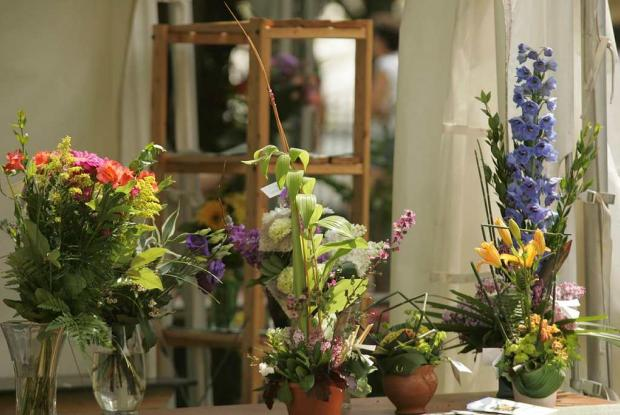 conservation des fleurs coup es espace pour la vie. Black Bedroom Furniture Sets. Home Design Ideas