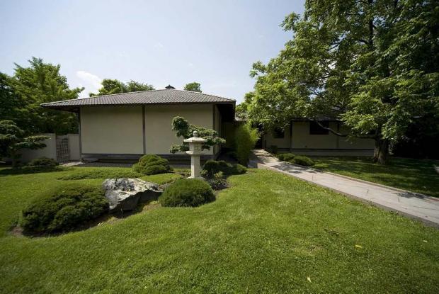 pavillon du jardin japonais espace pour la vie. Black Bedroom Furniture Sets. Home Design Ideas