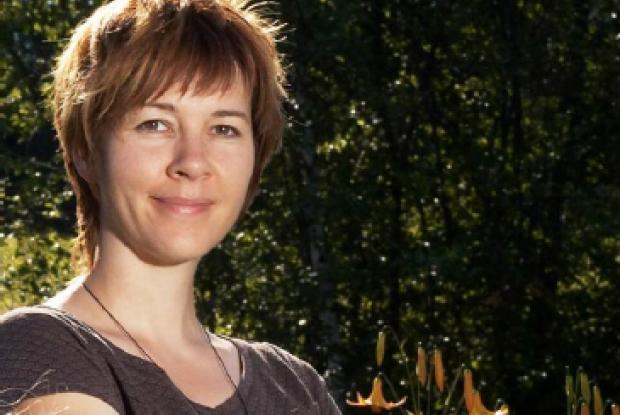 Isabelle Dupras, récipiendaire du Prix Henry-Teuscher 2013