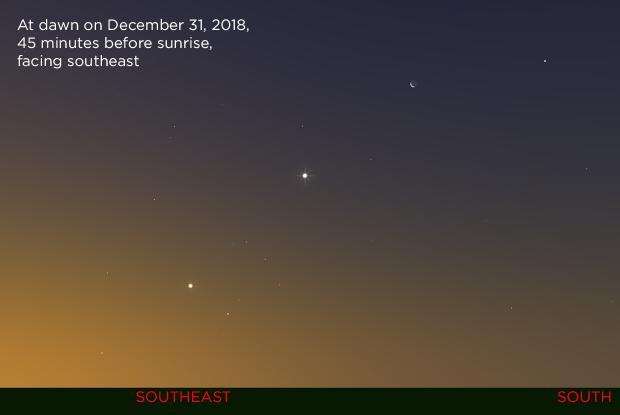 Planetary panorama 20181231