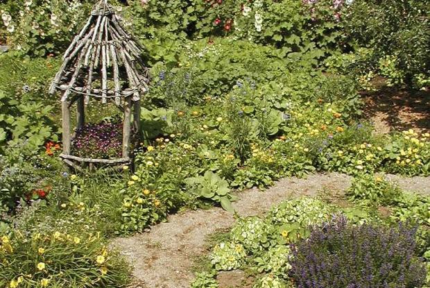 Histoire du potager au qu bec espace pour la vie for Jardin urbain definition