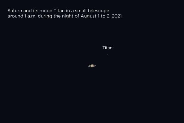 Saturn opposition 20210802_0100 AN