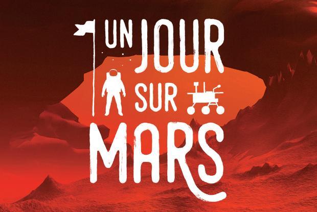 Un jour sur Mars