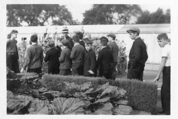 Jardin des plantes économiques, 1937