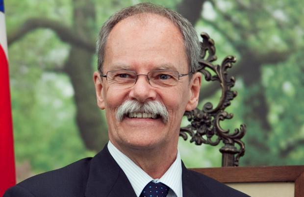 Jacques-André Rioux - Winner of the Henry Teuscher Award, 2010