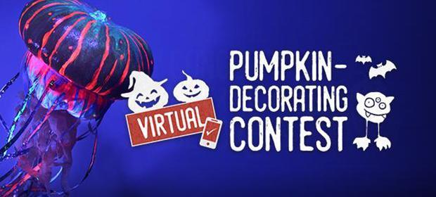 Virtual Pumpkin-decorating Contest - Home