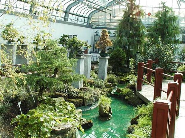 Jardin céleste