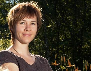 Isabelle Dupras - Winner of the Henry Teuscher award 2013
