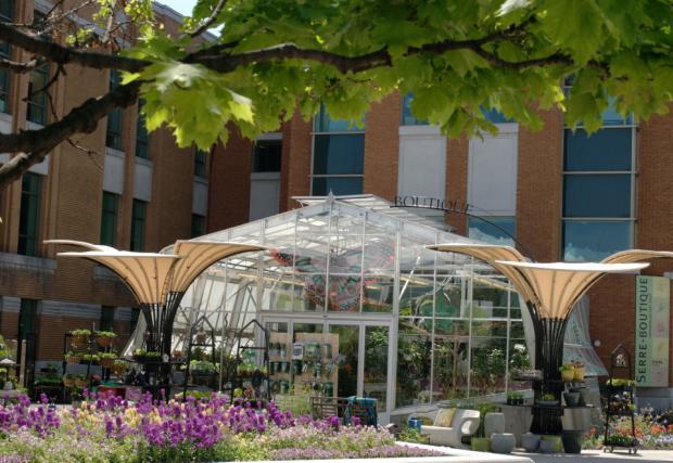 serre boutique du jardin botanique de montr al espace