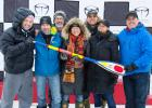 EPLV Ice Canoe Team