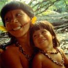 Arawete Indians of Amazonia