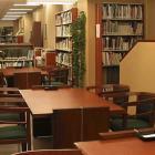 Bibliothèque du jardin botanique.