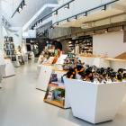 Biodôme gift shop