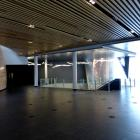 Reception lobby of the Rio Tinto Alcan Planetarium