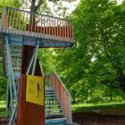 Parcours arboretum