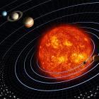 A trek through the solar system