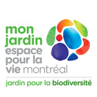 Logo certification biodiversity garden.
